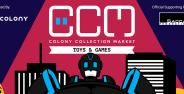 Colony Collection Market Banner