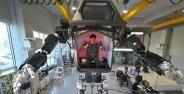 Korsel Ciptakan Robot Gundam Raksasa Berawak Manusia