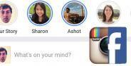 Facebbok Meniru Instagram Stories