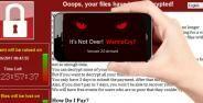 Wannacry Menyerang Smartphone