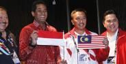 Malaysia Minta Maaf Soal Bendera