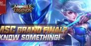 Final Turnamen Mobile Legends Msc2017