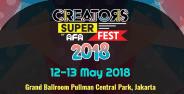 Creators Super Fest 2018 D872f