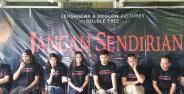 Jangan Sendirian Film Horror Indonesia Modern Banner 0af91