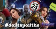 Kejadian Penonton Avengers Banner 2e933