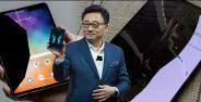 Samsung Menyesali Peluncuran Galaxy Fold Banner Faeaa