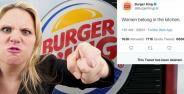 Memperingati Hari Perempuan Sedunia Burger King Uk Diserbu Netizen Karena Tweet Sexist D532f
