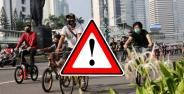 Waspada Aturan Bersepeda Di Jakarta Melanggar Bisa Didenda Dan Dipenjara 4c69d