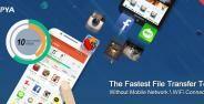 Cara Kirim File Dengan Smartphone Tanpa Mengandalkan Internet Dan Bluetooth Banner