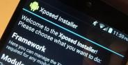 Cara Install Xposed Banner