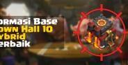 Base Hybrid Coc Th 10 Banner