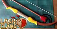 Membuat Busur Panah Archer Banner