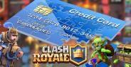 Cara Dapat 1200 Gems Clash Royale Pake Karu Kredit
