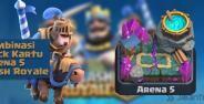 Kombinasi Deck Kartu Arena 5 Banner