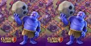 Bowler Clash Of Clans Banner