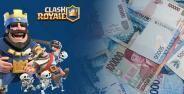 Harga Jual Akun Clash Royale