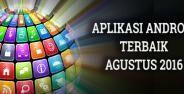 Aplikasi Android Terbaik Agustus 4