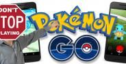 Jangan Berhenti Main Game Pokemon Go 5