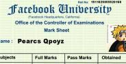 Facebook University Banner