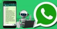 Cara Tambahkan Robot Di Whatsapp 4