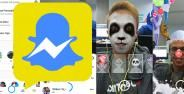 Snapchat Di Facebook Messenger 7