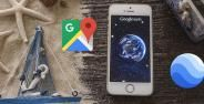 Perbedaan Google Maps Dan Google Earth Serta Kisah Menarik Pembuatannya