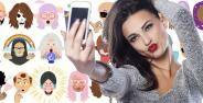 Cara Mengubah Selfie Jadi Sticker Chatting Banner