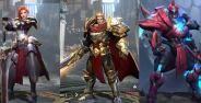Hero Warrior Thane Arena Of Valor