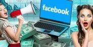 Cara Dapat Uang Dari Facebook Banner