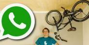 Cara Membuat Tulisan Terbalik Di Whatsapp Banner