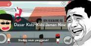Game Android Dari Viral Sosial Media