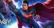 Cara Dapat Superman Arena Of Valor