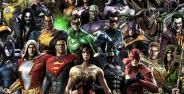 Injustice Video Game