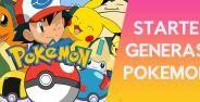 Starter Generasi Pokemon