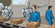 Pekerjaan Digantikan Robot
