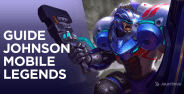 Guide Johnson Mobile Legends Revamped