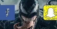 Cara Berubah Menjadi Venom Media Sosial Banner 0ffee