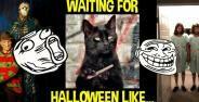 Meme Halloween Terlucu Media Sosial Banner C17ce