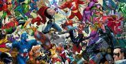 Karakter The Avengers Di Dc 685a1