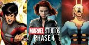 Daftar Film Marvel Phase 4 Banner 4855b