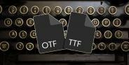 Perbedaan Ttf Otf Banner 48996