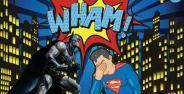 Superhero Dc Enggak Guna Banner Eb029