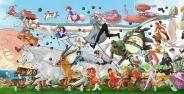 Film Anime Studio Ghibli Banner 2b3cc