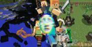 Glitch Terparah Minecraft Banner 00d42