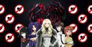 Karakter Anime Cewek Gak Tertarik Cinta Banner A4324