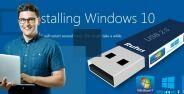 Cara Menggunakan Rufus Untuk Install Windows 10 Cuma Modal Flashdisk Dbad9