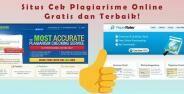 Cek Turnitin Online Free 60042