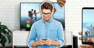 Cara Menyambungkan Hp Ke Tv Dc419