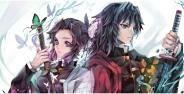 Gambar Anime Couple Keren Banner 150ae