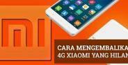 5 Cara Mengembalikan Sinyal 4g Xiaomi Yang Hilang Mudah Works 100 36cd7